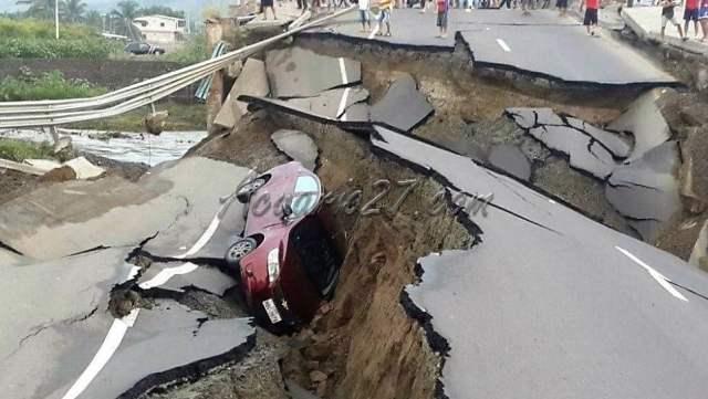 Terremoto Ecuador, foto Internet