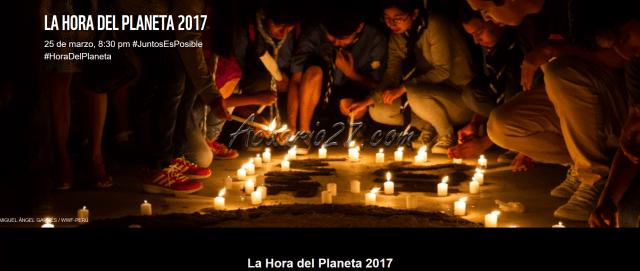 La hora del planeta 207, Fotografía: WWF