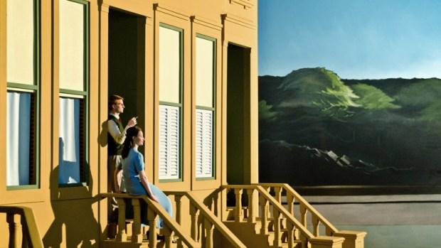'Shirley. Visions of Reality' foi un éxito de público no CGAI. A razón, que o público coñece a Hopper. Ás veces, o interese polo cinema pode conseguirse de formas moi diversas.