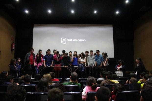 CINE EN CURSO 2015 (11) CHANTADA-JAIONE