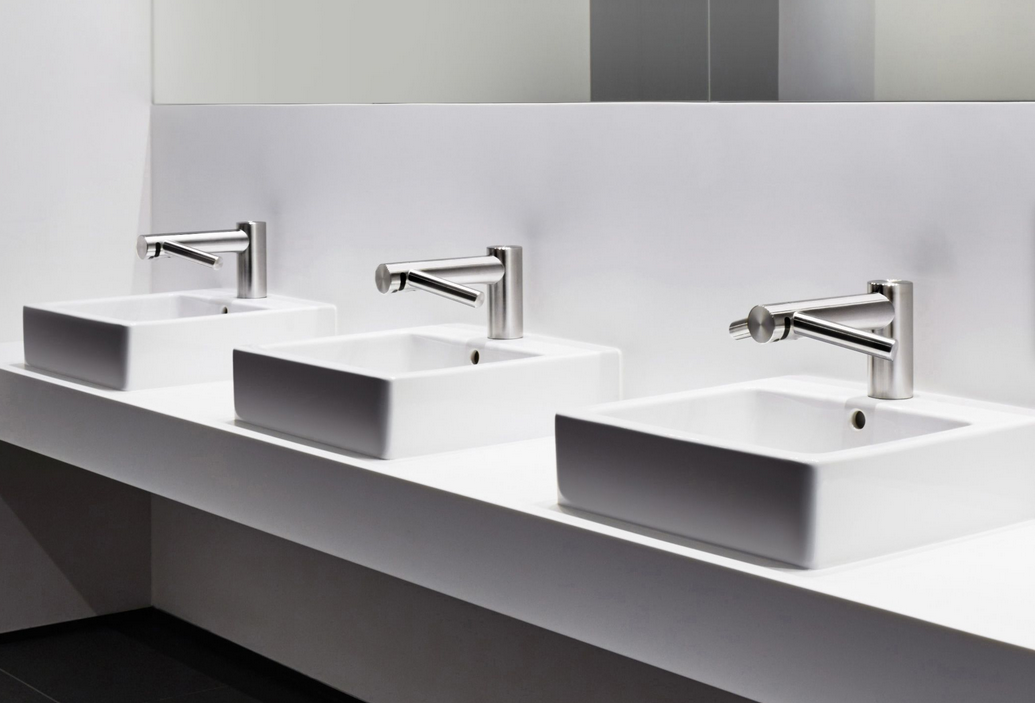 dyson airblade wash dry tap hand dryers