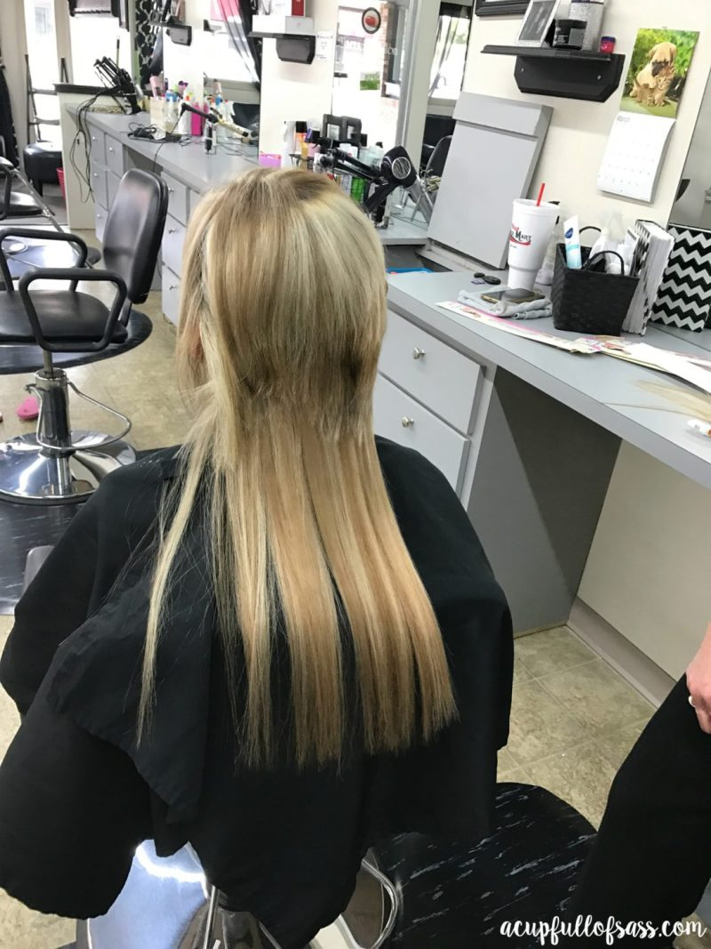How To Apply Tape In Hair Extensions Short Makeupsite