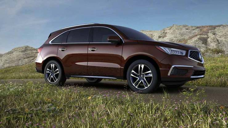 Image result for Acura MDX