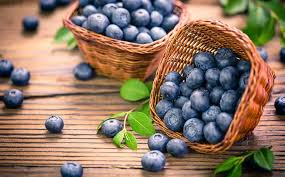 Photo of HEALTH BENEFITS OF BLUEBERRIES DAILY