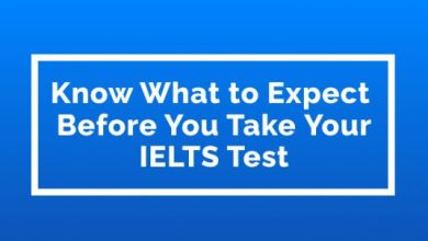 Photo of Know What to Suppose Before You Take Your IELTS Test
