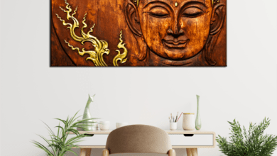 Photo of Add a Unique Texture in Your Space with Unique Wallpapers!