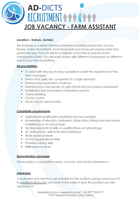 Security Job Description Event