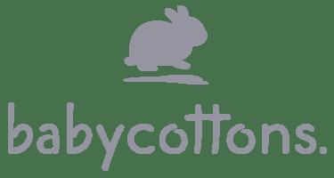 logos babycotton gris