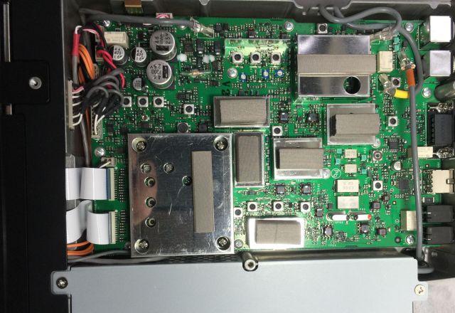 FT-991 internal