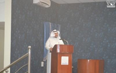 محاضرة  د. ناصر الخرعان– الأدب والإعلام في خدمة الوطن :