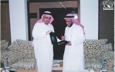 من مسامرات النادي مع الروائي / عبده خال – أحمد الشريف …