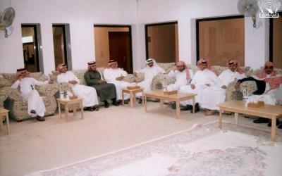 صور أخرى من مسامرة الأستاذ / عبد الخالق بن سليمان الحفظي .