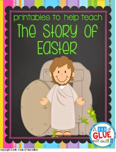 Teaching Kids the Story of Easter