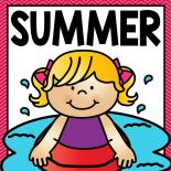 There are so many different summer activities that you can do at home or in the classroom. This page allows you to quickly see our favorite summer ideas, activities and printables that have been featured on A Dab of Glue Will Do.