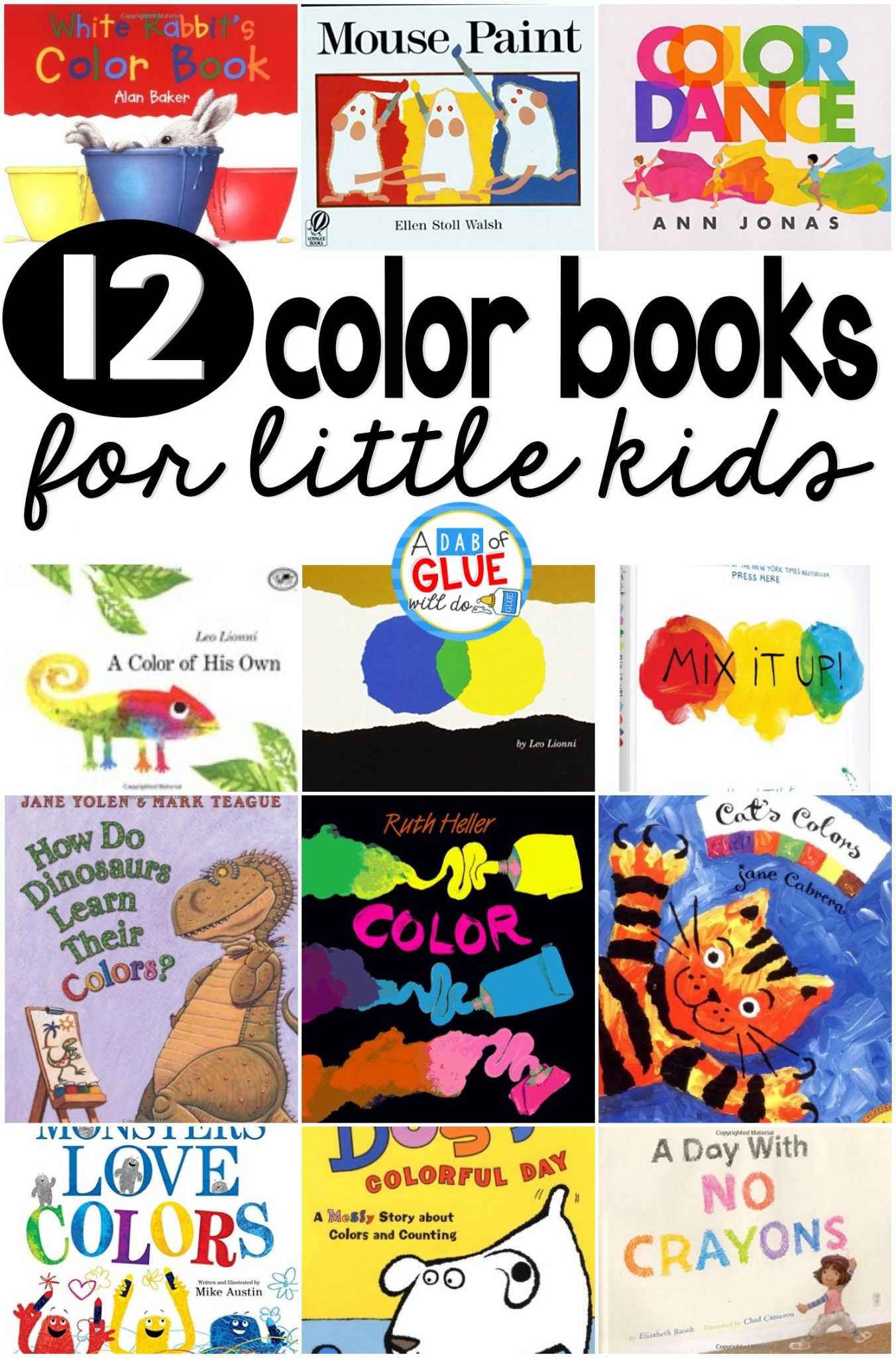 My students love the books too here are my favorite color books to see all book lists click here