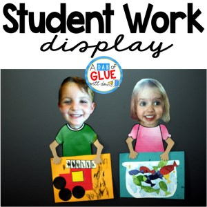 How to Display Student Work