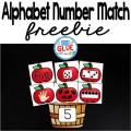 There is something magically when students find learning FUN! I think that is the ultimate goal for all teachers and parents. One of my favorite ways to do this is by incorporating themed centers into the classroom, like this Apple Number Match math center. My students are always so excited for their centers that sometimes I wonder if they even know that they are doing work and learning.