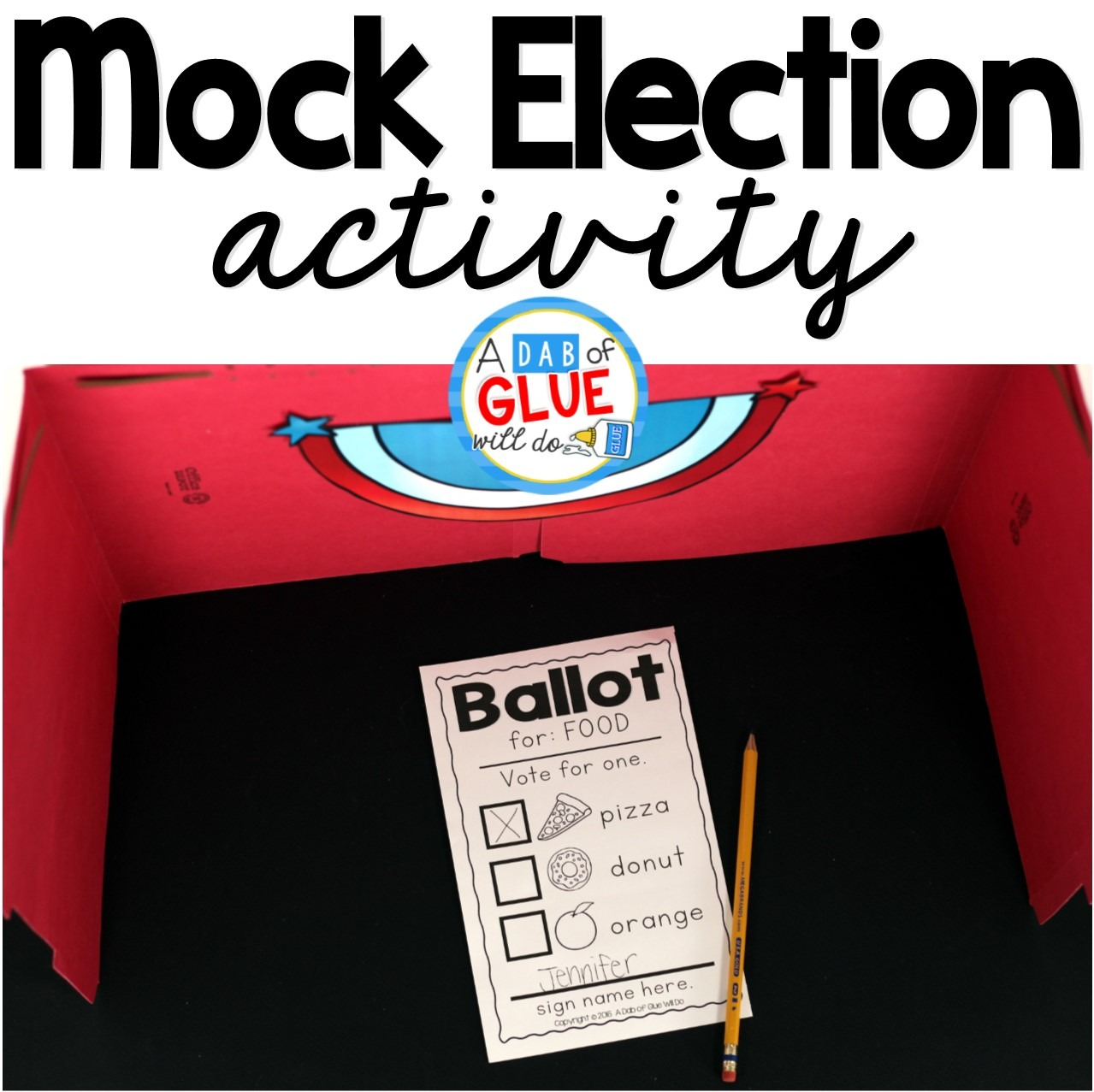A Mock Election For Little Learners