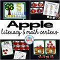 Engage your class in an exciting hands-on experience learning more about the apple! This pack is perfect for language arts and math centers in preschool, pre-K, Kindergarten, and First Grade classrooms and packed full of inviting student activities. Celebrate Fall with apple themed center student worksheets. Students will learn more about apples using puzzles, worksheets, clip cards, and subtraction mats. This pack is great for homeschoolers, hands-on kids activities, and to add to your unit studies! Teachers will receive the complete unit for Autumn apple math and literacy activities to help teach about apples to your lower elementary students!