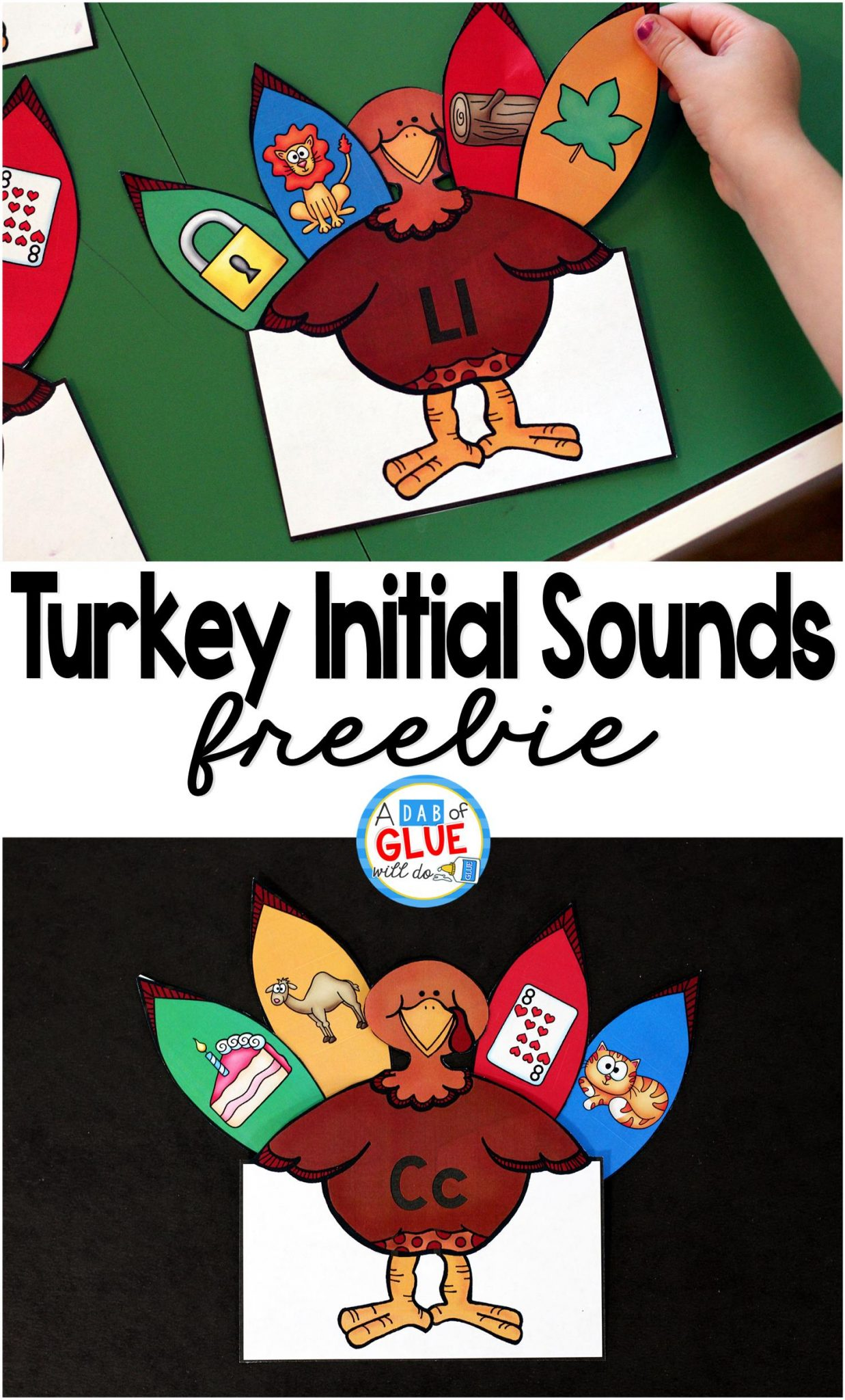 Turkey Initial Sounds