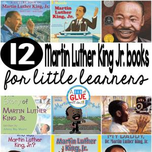 12 Martin Luther King Jr. Books for Little Learners