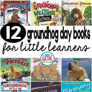 12 Groundhog Day Books for Little Learners