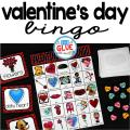 Play Bingo with your elementary age students for a fun Valentine's Day themed game! Perfect for large groups in your classroom or small review groups. Add this to your Valentine's Day party with 30 unique themed Bingo boards with your students! Teaching cards are also included in this fun game for young children! Black and white options available to save your color ink.
