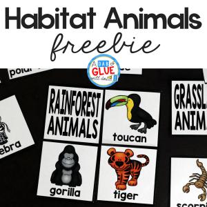 Habitat Puzzles Printable