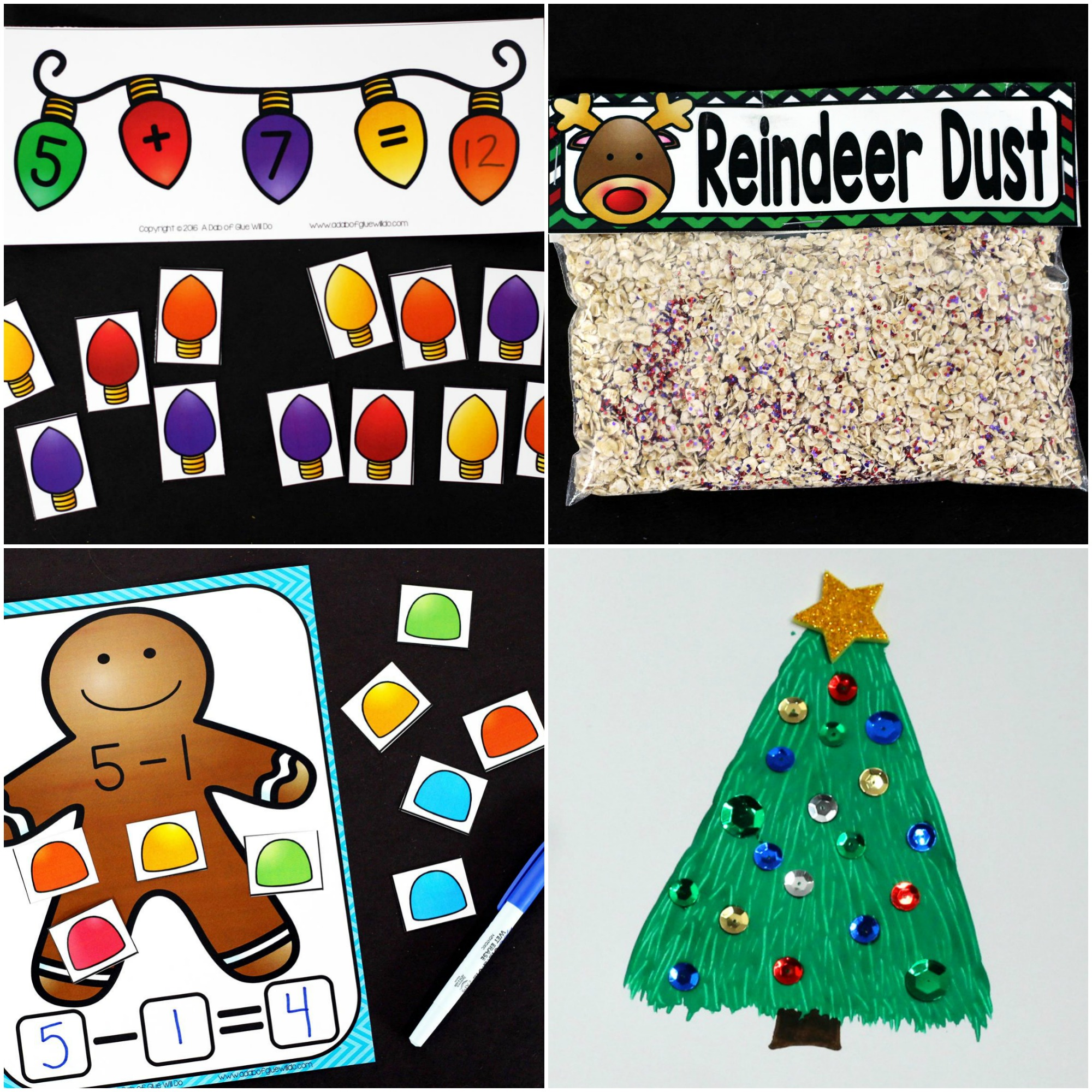 Christmas Learning Resources For Little Learners