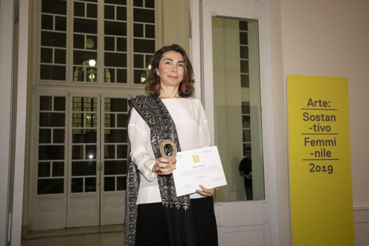 Premio ARTE: Sostantivo Femminile. Elena Di Giovanni, comunicatrice