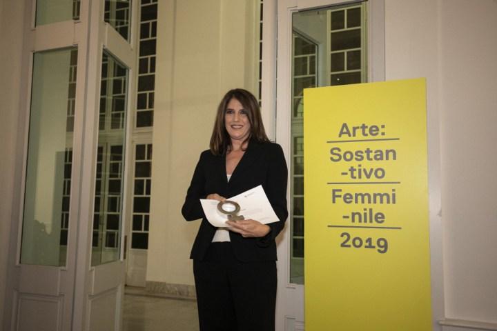 Premio ARTE: Sostantivo Femminile. Sveva Sagramola, giornalista