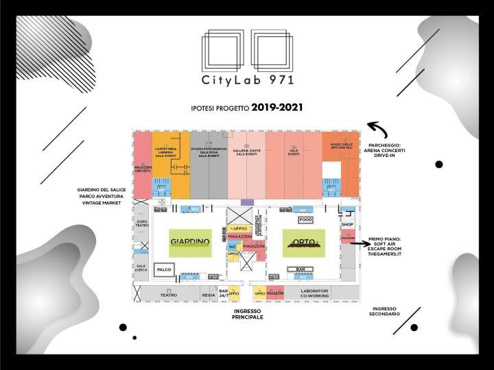 Mappa, CityLab 971. Courtesy Urban Value by Ninetynine