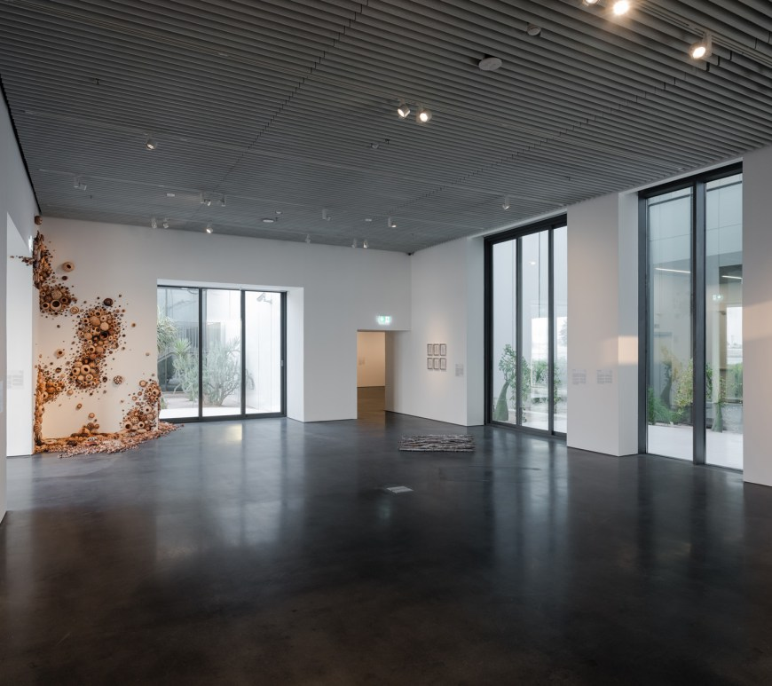 Installation View of Second Hand at Jameel Arts Centre. Courtesy of Art Jameel. Photo by Mohamed Somji