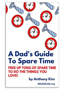 """Introduction to """"A Dad's Guide to Spare Time"""""""
