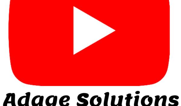 Visitez notre chaîne YouTube !