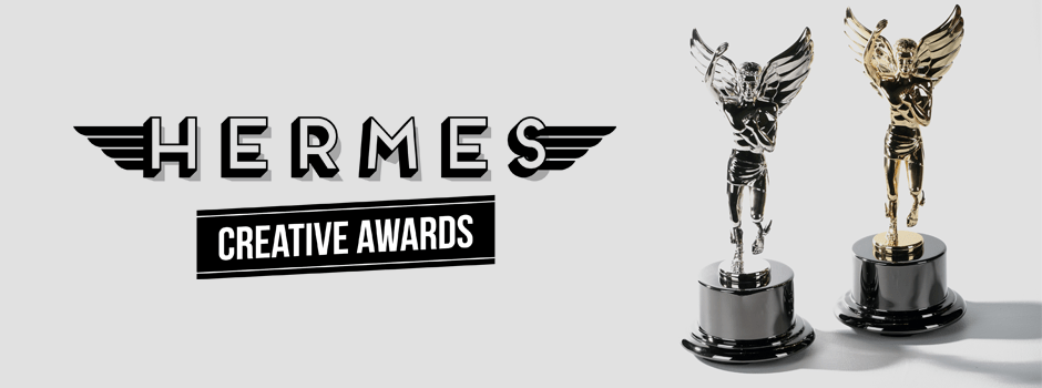 Gold Hermes Creative Award-Mobile Experience -AdageTech