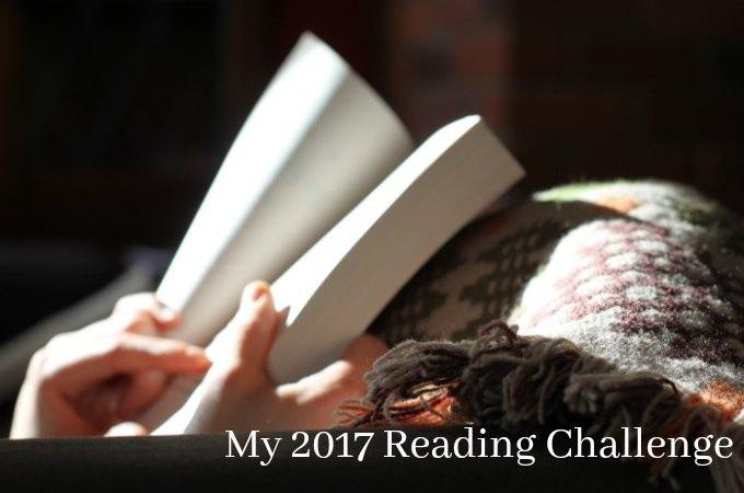 My 2017 Reading Challenge
