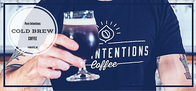 Charlotte's Pure Intentions Coffee Introduces New Cold Brew