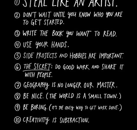 Steal This Art