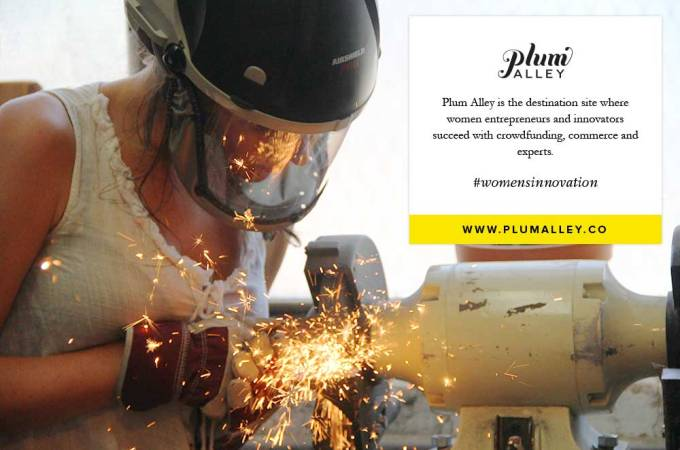 Plum Alley Crowfunding for Women