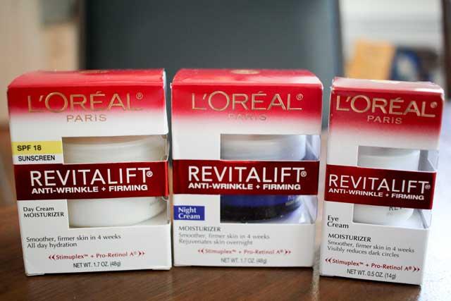 L'Oreal Revitalift