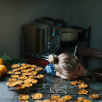 Diy Simple Dried Orange Garland For Christmas A Daily Something