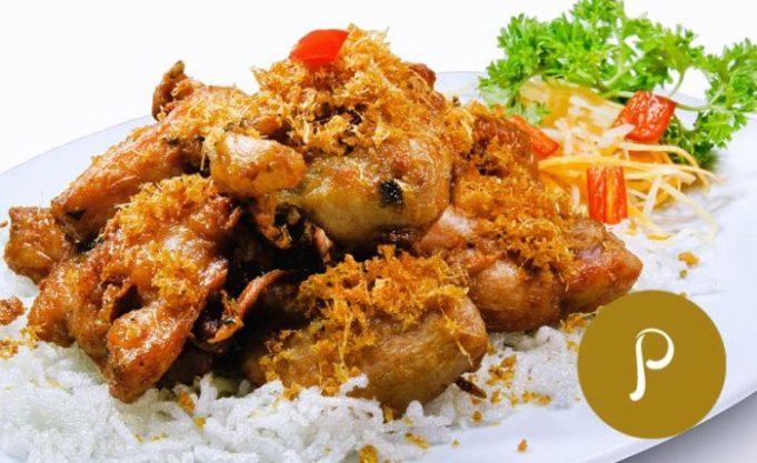 Resep Ayam Goreng Serundeng Lengkuas