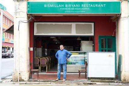 Bismillah Biryani - (halal) - Michelin Guide