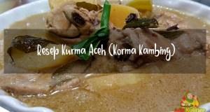 Resep Kurma Aceh (Korma Kambing)