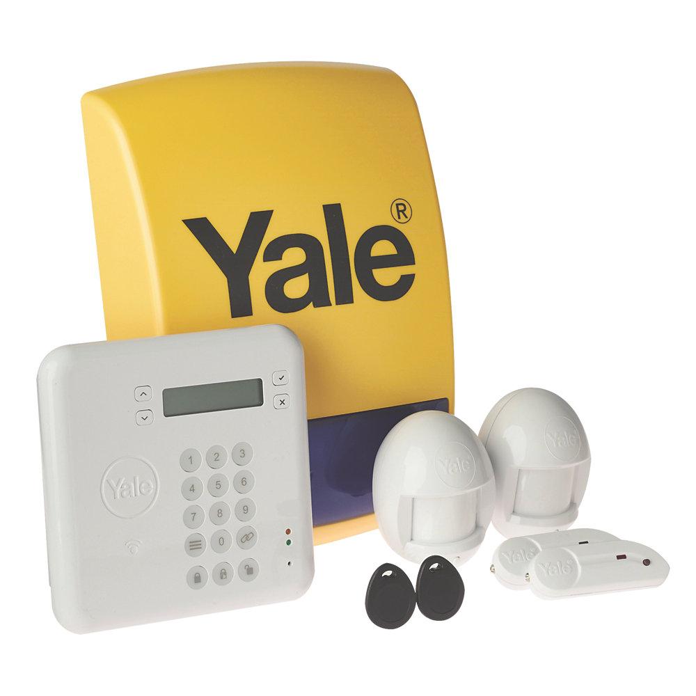 Wireless Alarm System Yale
