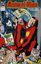 Image result for Crisis II in Animal Man