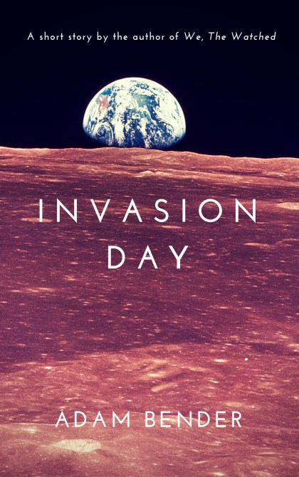 """Invasion Day"" cover"