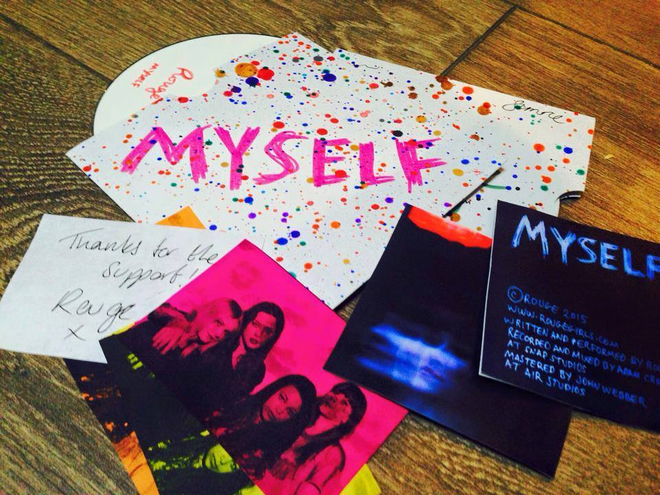 Rouge - Myself - Limited Edition Single