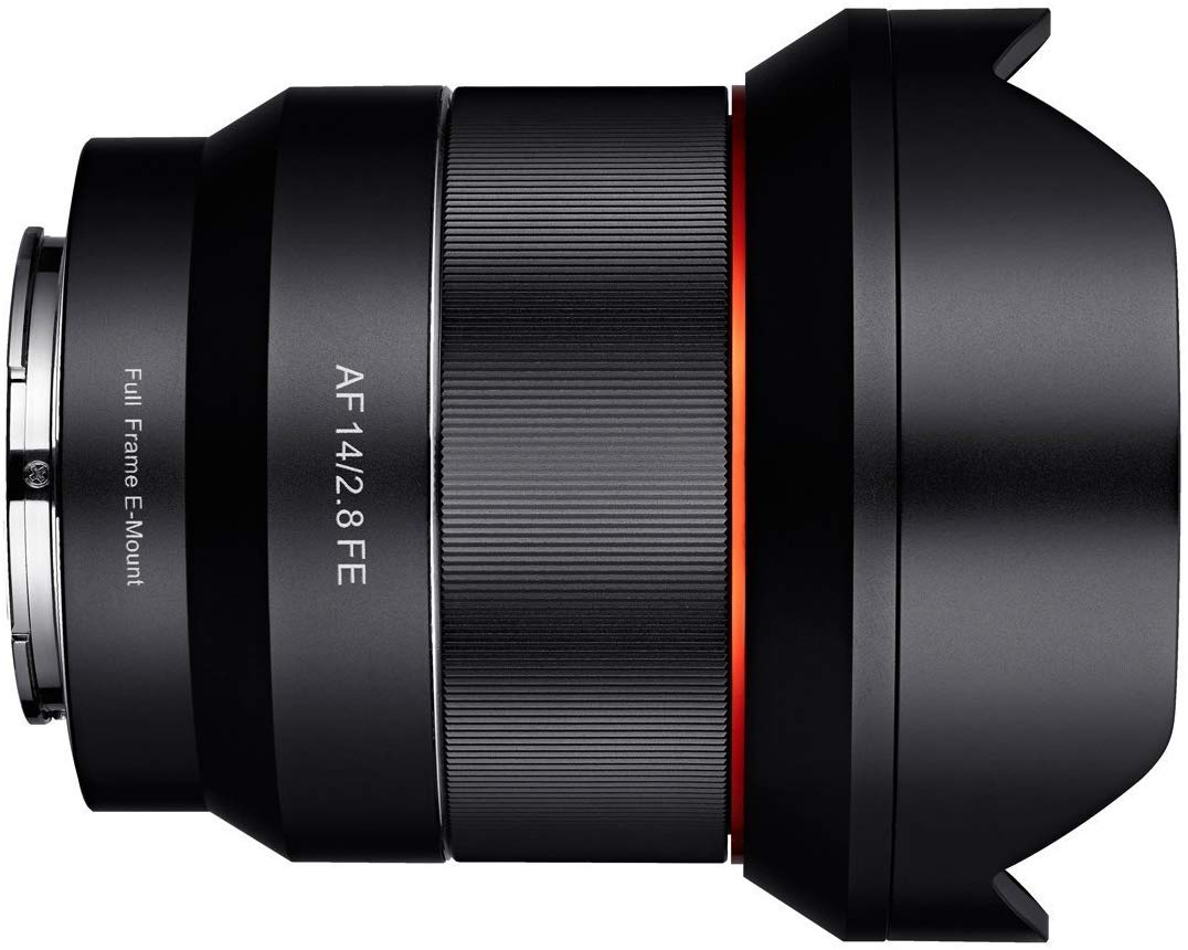 Samyang AF 14 mm F2.8 Autofocus Lens for Sony FE